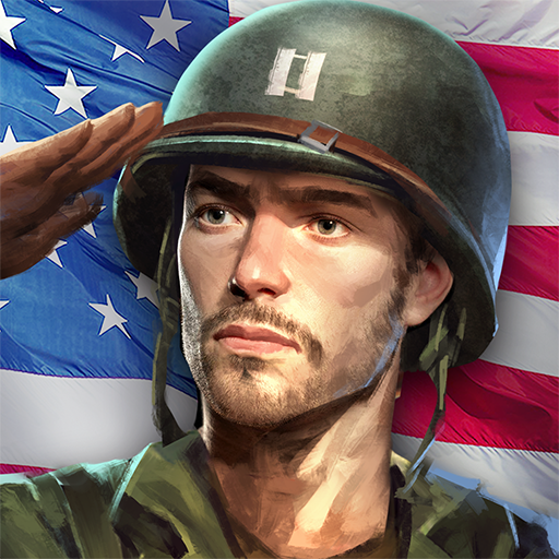 WW2 Strategy Commander Conquer Frontline MOD Unlimited Money
