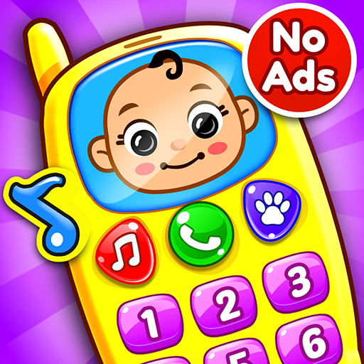 Baby Games – Piano Baby Phone First Words MOD Unlimited Money