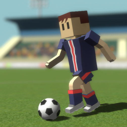 Champion Soccer Star League Cup Soccer Game MOD Unlimited Money