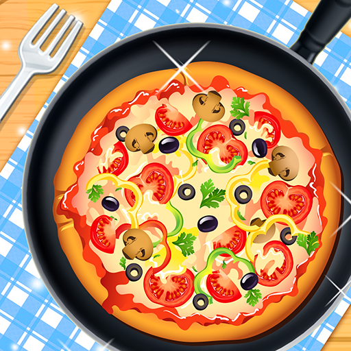 Cooking Pizza Maker Kitchen Food Cooking Games MOD Unlimited Money