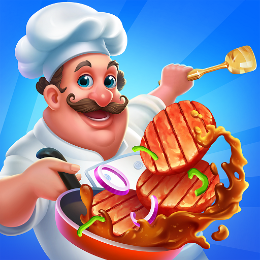 Cooking Sizzle Master Chef MOD Unlimited Money