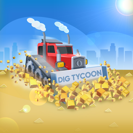 Dig Tycoon – Idle Game MOD Unlimited Money