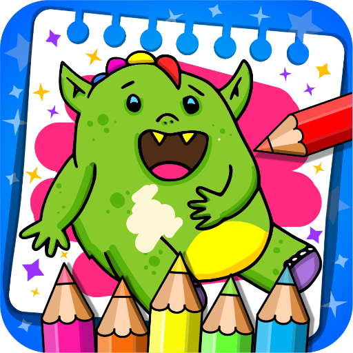 Fantasy – Coloring Book Games for Kids MOD Unlimited Money