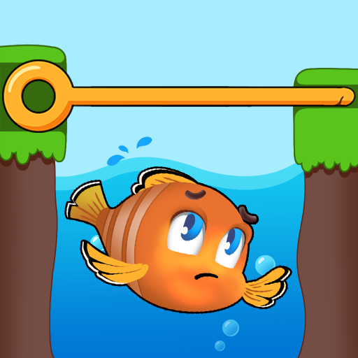 Fish Pin – Water Puzzle Pull Pin Puzzle MOD Unlimited Money