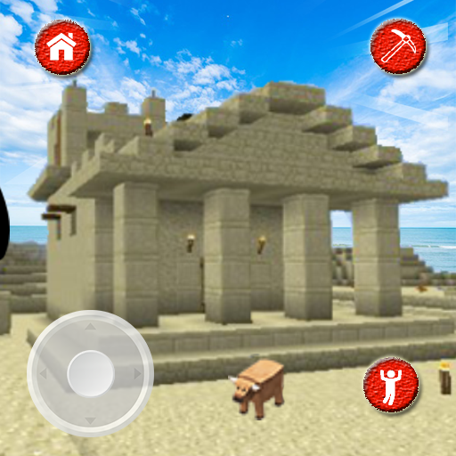 Minicraft Good Crafting Game 2021 MOD Unlimited Money
