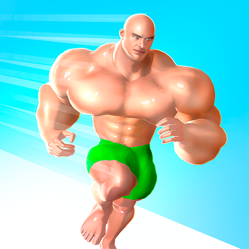 Muscle Rush – Smash Running Game MOD Unlimited Money