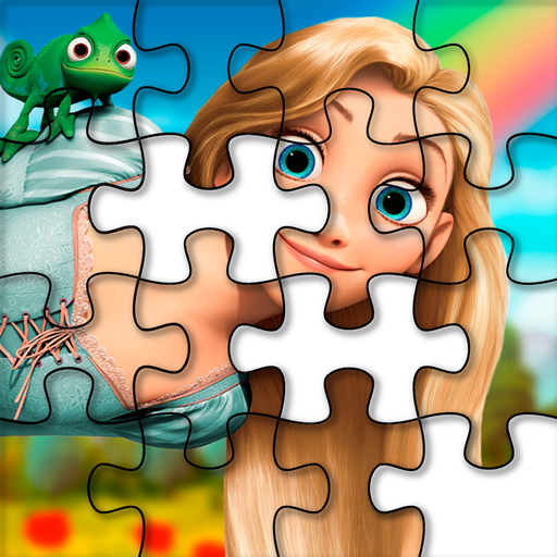Princess Puzzles – Games for Girls MOD Unlimited Money