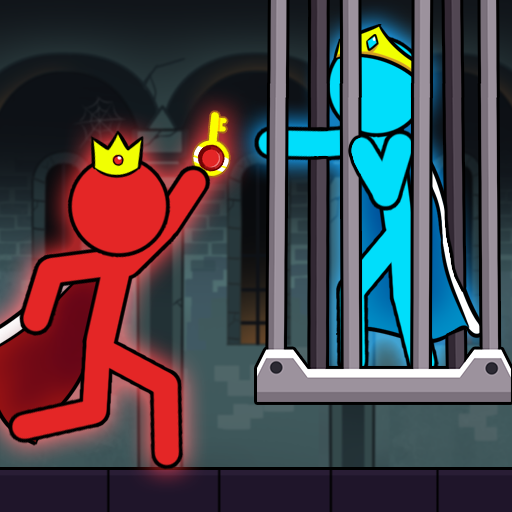 Red And Blue Stickman MOD Unlimited Money