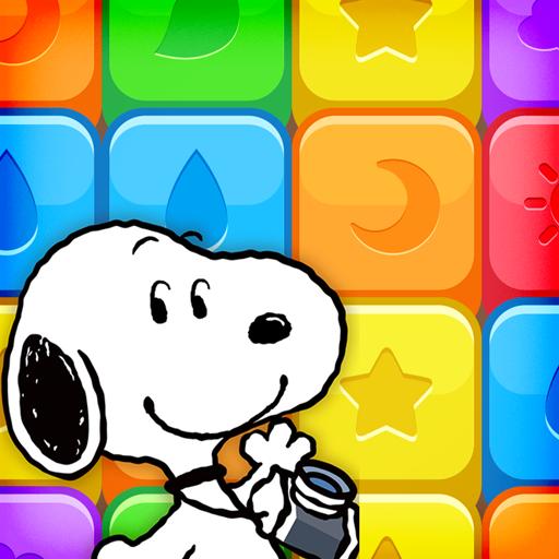 SNOOPY Puzzle Journey MOD Unlimited Money