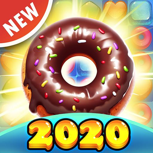 Sweet Cookie -2021 Match Puzzle Free Game MOD Unlimited Money