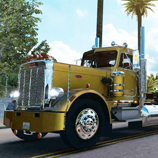 American Truck Real Driving Cargo Simulator 2021 MOD Unlimited Money