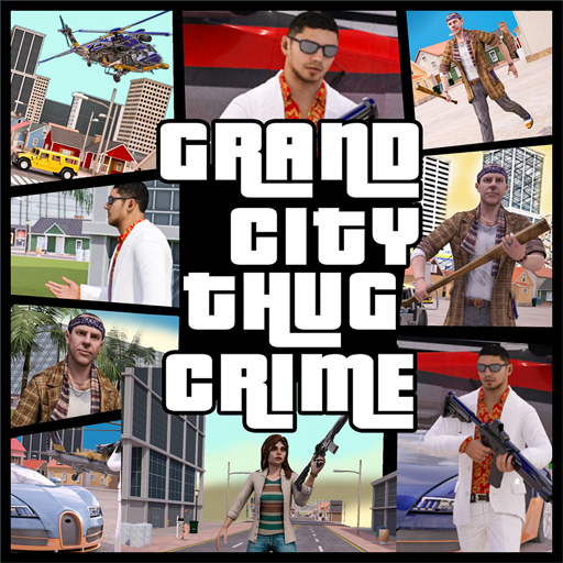 Grand City Thug Crime Gangster Action Game 2021 MOD Unlimited Money 3.0.2