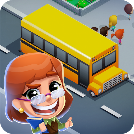 Idle High School Tycoon – Management Game MOD Unlimited Money 0.9.0