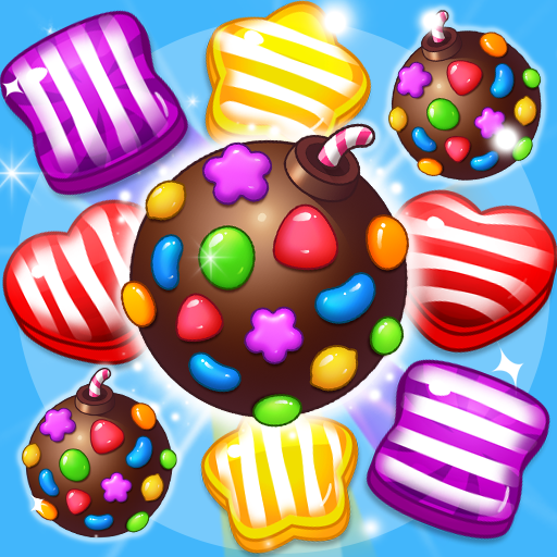 My Jelly Bear Story New candy puzzle MOD Unlimited Money 1.4.0