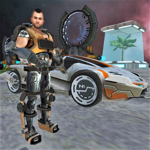 Space Gangster 2 MOD Unlimited Money 2.4
