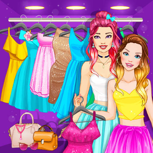 BFF Shopping Day – Games for Girls MOD Unlimited Money 1.4