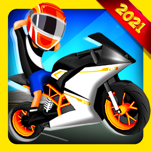 Cartoon Cycle Racing Game 3D MOD Unlimited Money