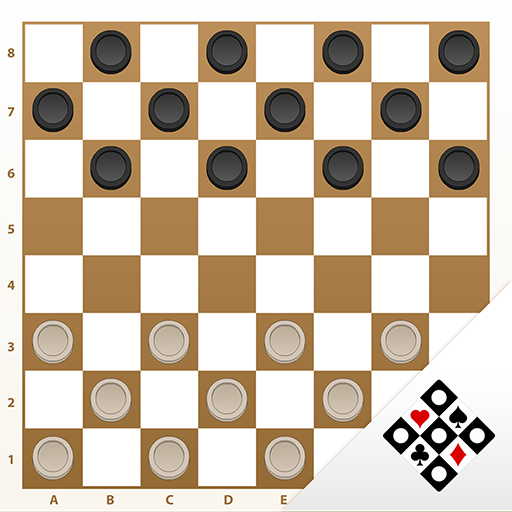 Checkers Online Classic board game MOD Unlimited Money 106.1.20
