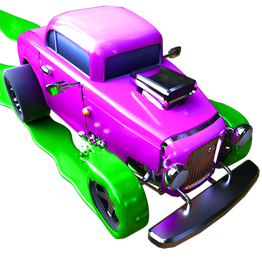 Color Cars – Extreme Flippy World Town Madness 3D MOD Unlimited Money 1.0.1