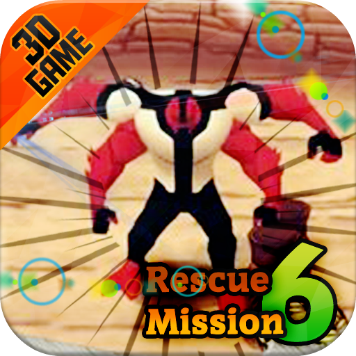Earth Protector Rescue Mission 6 MOD Unlimited Money