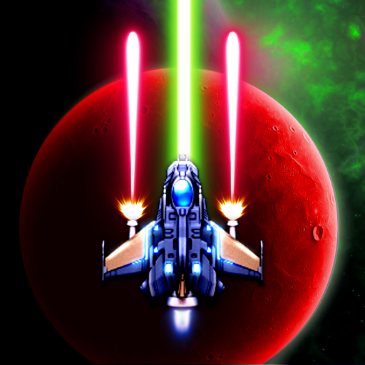 Galaxy Patrol – Space Shooter MOD Unlimited Money 1.0