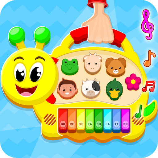 Musical Toy Piano For Kids MOD Unlimited Money 1.0.4