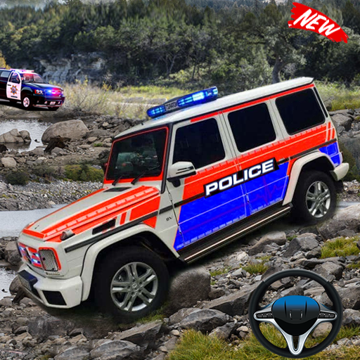 Offroad Police Car Driving Simulator Game MOD Unlimited Money 0.1.2