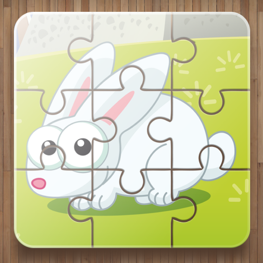Animal Puzzle Games for Kids MOD Unlimited Money