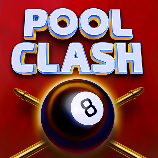 Pool Clash new 8 ball game MOD Unlimited Money