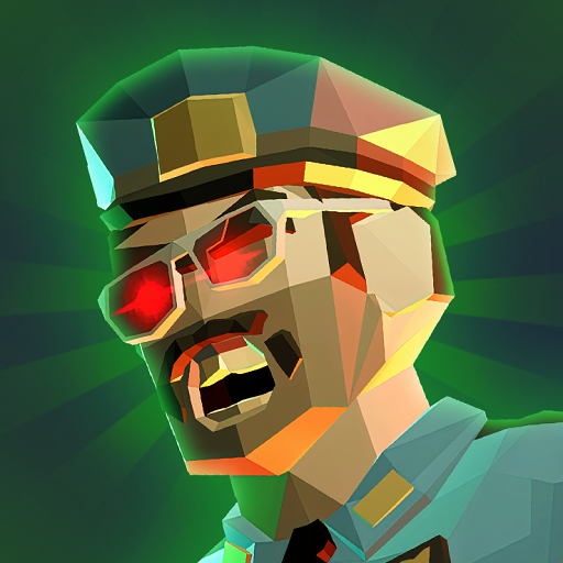 Zombie Poly Offline Games MOD Unlimited Money
