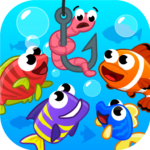 Fishing for kids MOD Unlimited Money
