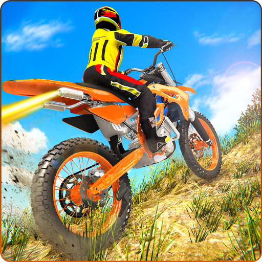 Offroad Moto Hill Bike Racing Game 3D MOD Unlimited Money
