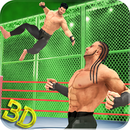 Tag Team Wrestling Superstars Fight Hell In Cell MOD Unlimited Money