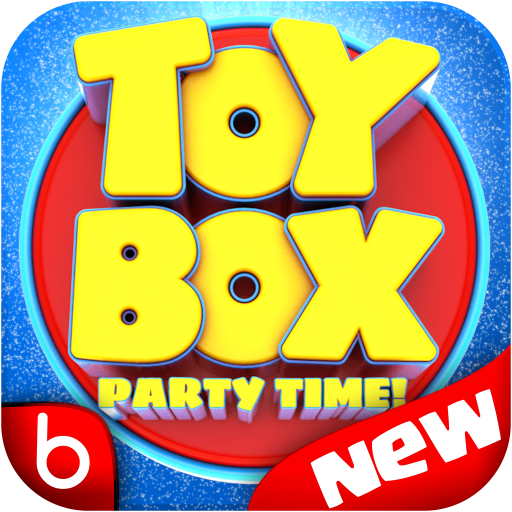 Toy Box Crush Party Time – Tap and Pop The Cubes MOD Unlimited Money
