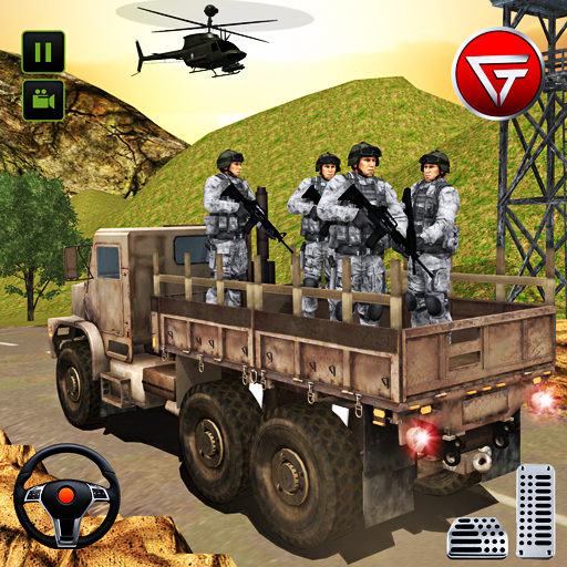 US Army Truck Driving 2021 Real Military Truck 3D MOD Unlimited Money