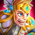 Forest Knight – Fantasy Turn Based Strategy MOD Unlimited Money Varies with device