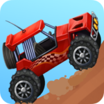 Mad car Racing on hilltop MOD Unlimited Money 1.0.9