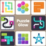 Puzzle Glow Brain Puzzle Game Collection MOD Unlimited Money