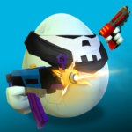 Shell Shockers – First Person Shooter MOD Unlimited Money